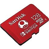 SanDisk 128GB MicroSDXC UHS-I Memory Card for