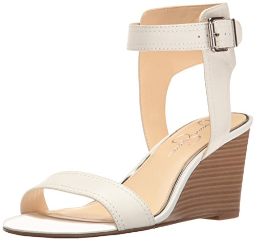 Pictures of Jessica Simpson Women's Cristabel Wedge Sandal US 1