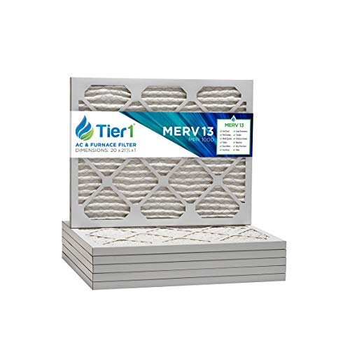 [해외]Tier1 19-78x21-12x1 Merv 13 Ultimate Air FilterFurnace Filter 6 Pack / Tier1 19-78x21-12x1 Merv 13 Ultimate Air FilterFurnace Filter 6 Pack