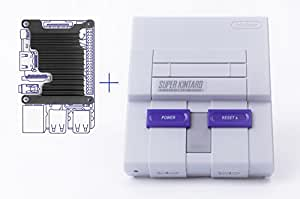 Amazon.com: SNES inspirado para Raspberry Pi – Super Kuma ...