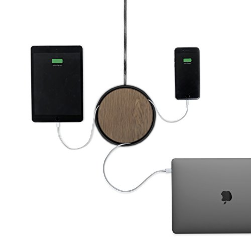Native Union Eclipse 3 Port Usb Charger Including One
