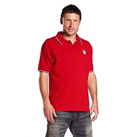 Fan Sport 24 FC Bayern Múnich - Polo con Escudo: Amazon.es ...