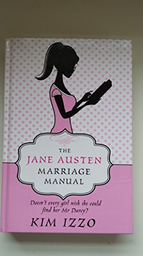 book cover of The Jane Austen Marriage Manual