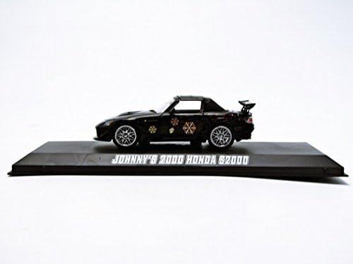 Greenlight 86205 1:43 Scale Johnny 2000 Honda S2000 Die Cast Model