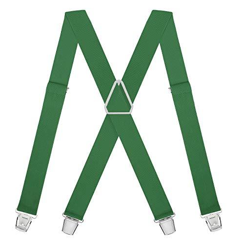 Lucky The Leprechaun Celtics Costumes - HDE Women's Lucky Green Suspenders Kiss