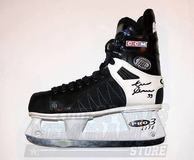 Zdeno Chara Boston Bruins Signed Autographed CCM Hockey Skate