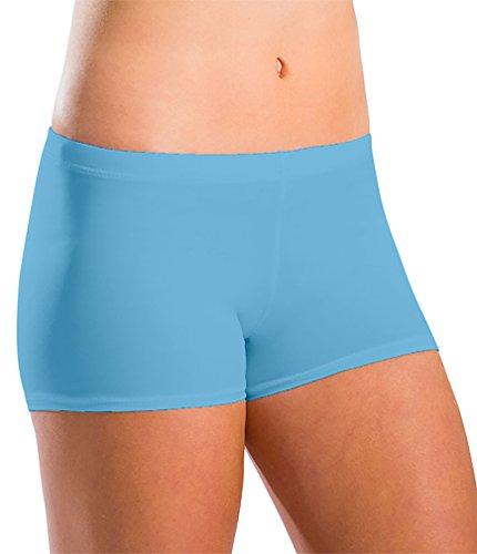 Cheer Kids Women's Low Rise Waistband Shorts S - Shorts Motionwear