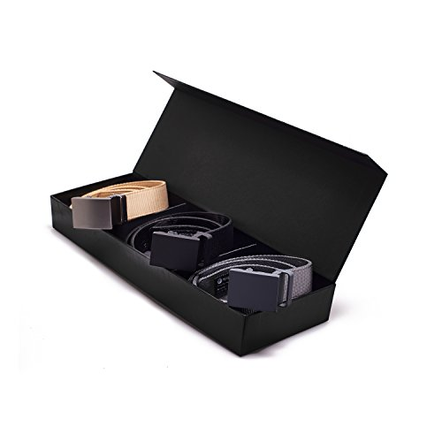 Mission Belt Premium Gift Box Set - 40mm Nylon by Mission Belt