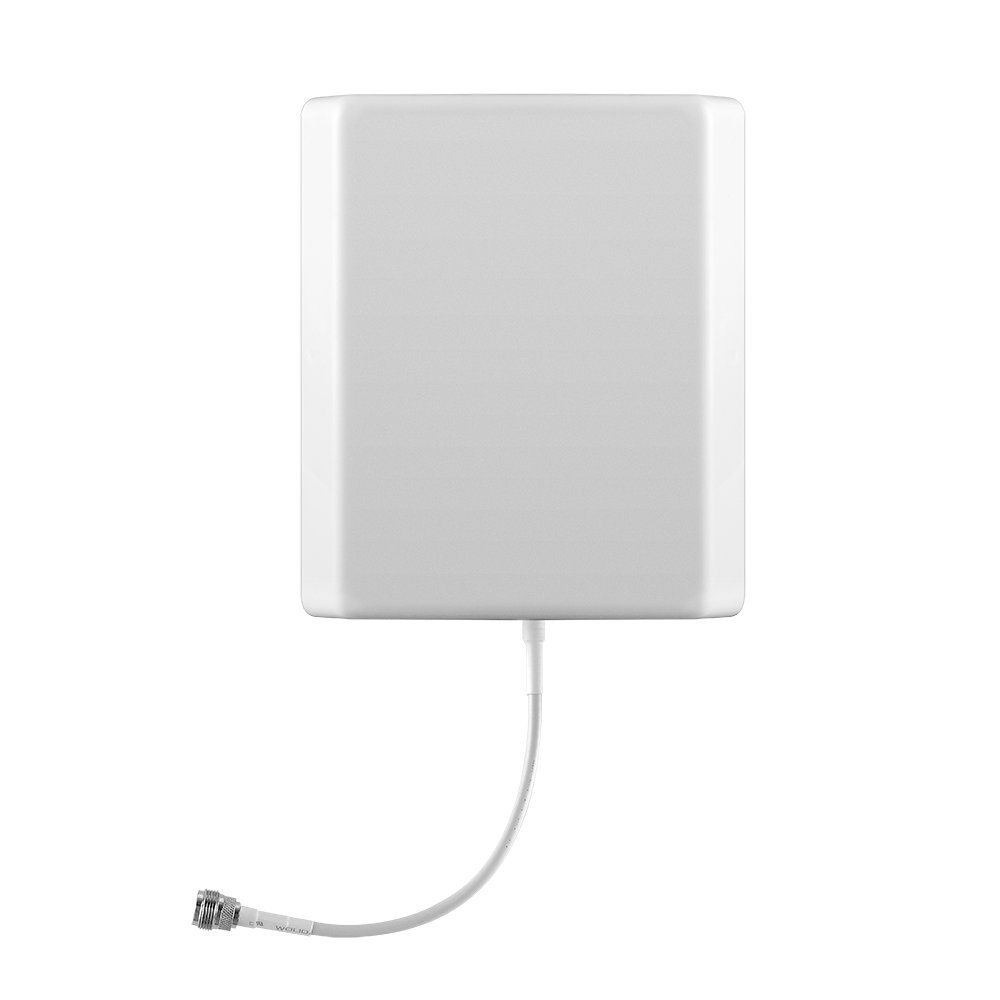 SureCall Wide Band Directional Internal Wall Mount Panel Antenna  (includes mounting kit 698 - 2700 MHz) by SureCall