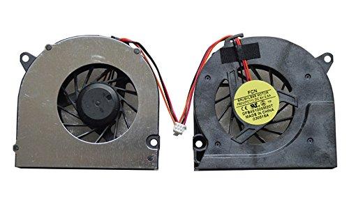 (New Laptop CPU Cooling Fan For HP Compaq 6510B 6515B 6520S 6710B 6710S 6715B Series)