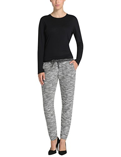 Berydale, Pantalones para Mujer Gris (Grau Melange)