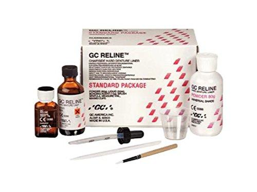 GC America 346001 Reline Self Curing Resin