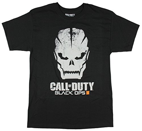 Call of Duty Black Ops III Licensed Graphic T-Shirt