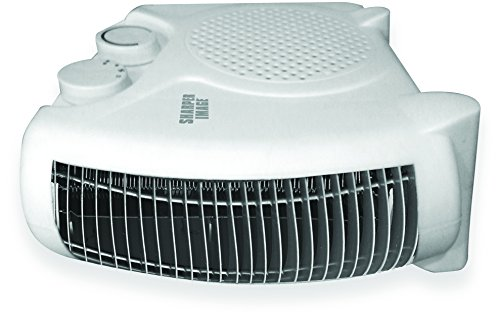 - Sharper Image TableTop Heater, White