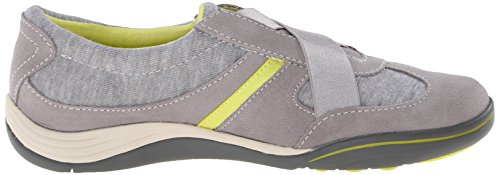 Fashion Grasshoppers Closure Light Sneaker Women's View ALT Grey xvrqwIvO