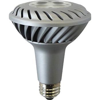 GE Lighting 65141 Energy Smart LED 12-Watt (90-watt replacement) 740-Lumen PAR30 longneck Spotlight Bulb with Medium Base, 1-Pack