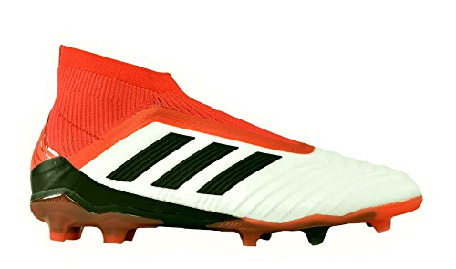 adidas Kids Predator 18+ Firm Ground Soccer Cleats (5.5)