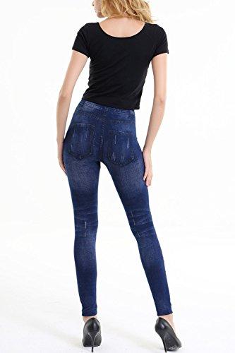 De Trous Hot Patchwork Maille Jeans Skinny Jambires Femmes Solides Haute Taille Bodycon Les Dchir 5wSFRS