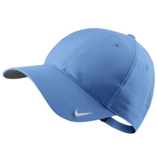 Nike Golf Tech Blank Hat - Valor Blue/White