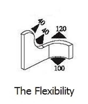 Trim Door Rubber Seal 15mm Diameter Bulb X 1-4mm Grip Range X 14mm U Height 250 Feet