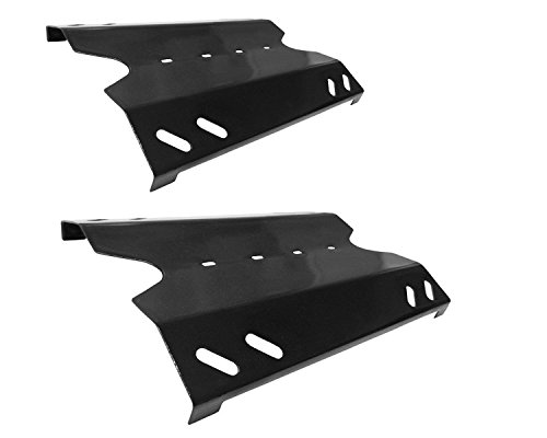 Sams Gas Grill Replacement - BBQration 2 Pack Porcelain Steel Heat Plate Replacement for Gas Grill Model Sams B10PG20-2C