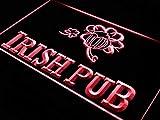ADVPRO Irish Pub Bar Club Display Home Decor LED Neon Sign Red 24'' x 16'' st4s64-i969-r