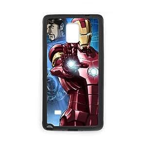 Iron Man Samsung Galaxy Note 4 Cell Phone Case Black nbd