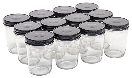 8 oz mason jars - 2
