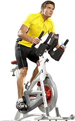 Schwinn Bicicleta de Spinning Profesional A.C.Performance: Amazon ...