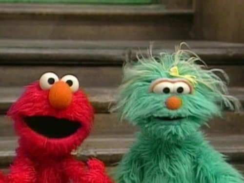 A is for Asthma - Along Elmo