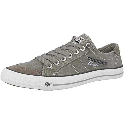 Herren Dockers 30ST027 Grey 790210 Light 30st027 Sneaker Gerli by EBwHT