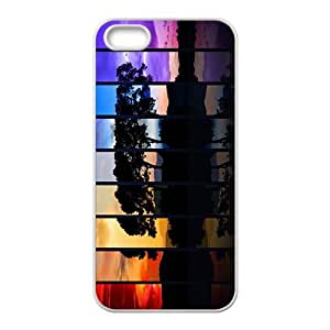 Creative Artistic aesthetic pattern fashion phone case for iPhone 5s