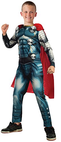 Marvel Universe Avengers Assemble Thor Costume, Medium
