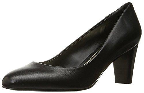 Lauren Ralph Lauren Women's Hala Dress Pump, Black Signature