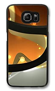Cheic PC Case Cover for Samsung S6 and Samsung Galaxy S6 Black