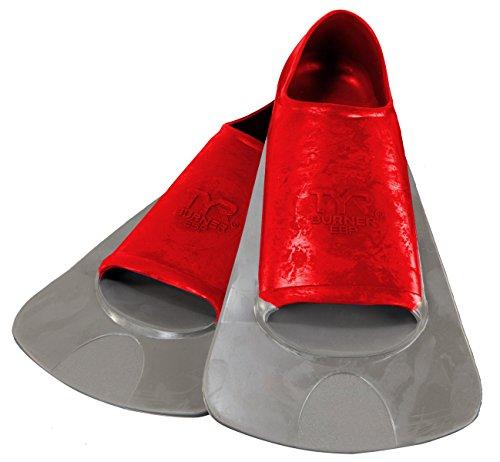 Tyr  Ebp Burner Fin  Large Red Black