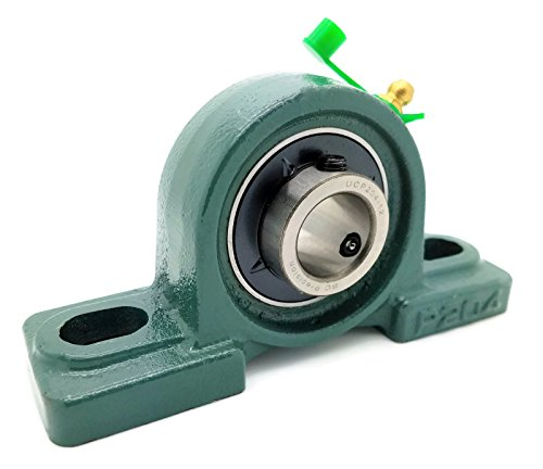 One (1) UCP204-12 Cast Iron Pillow Block Mounted Bearing - 3/4