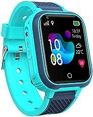 XUANWEI 4G Smart Watch Criança Câmera Rastreador GPS WIFI IP67 À Prova D 'Água Monitoramento de Videochama