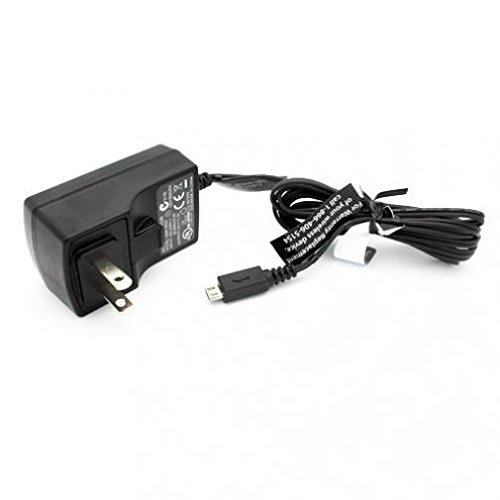 ll Travel AC Charger Power Adapter 6ft Long Cable Micro-USB Black Compatible with Huawei Honor 7X - Huawei Mate SE - Huawei Vision 3 LTE - Kyocera DuraForce Pro ()