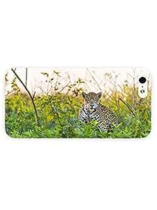 3d Full Wrap Case for iPhone 5/5s Animal Jaguar61