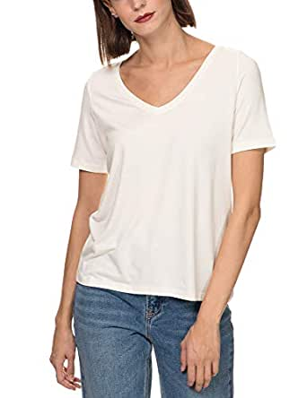 Only Women's Moster T-Shirt White X-Small