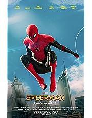 Spider Man Far From Home 11 c4373 A4 Poster - Glanzend dik fotopapier (11.7/8.3 inch)(30/21 cm) - Film Muur Decor Kunst Acteur Actrice Geschenk Anime Auto Bioscoop Kamer Muur Decoratie