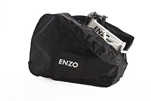 2017 Enzo Ebike Electric Folding Bike Lightweight Electric