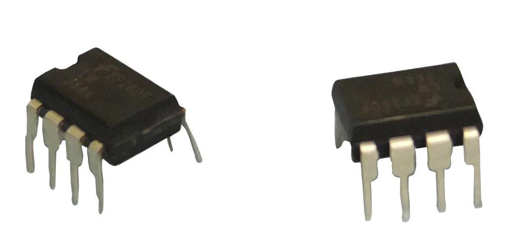 2 pcs Philmore LM358 Dual Amplificador Operacional IC DIP 8 circuito integrado: Amazon.es: Amazon.es