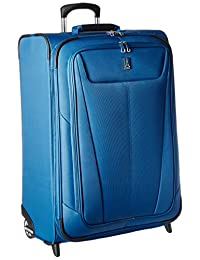 Travelpro Maxlite 5 Expandable Rollaboard Luggage 26-Inch, Azure Blue, One Size (Model:401172627)