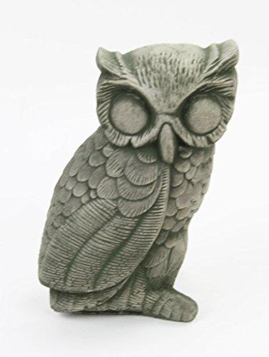 Cheap Owl Concrete Garden Statue Cement Animal Figurine Cast Stone Owl Outdoor Bird Sculpture