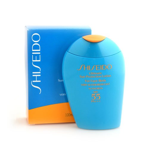 SHISEIDO by Shiseido Ultimate Sun Protection Face & Body Lotion SPF 50--/3.4OZ for Women
