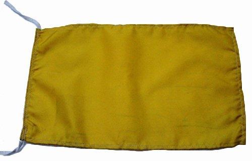 Q–Codice internazionale Naval Signal Flag–20, 3x 33cm–Nautical/Boat/marine Marine Products