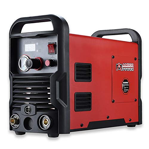 Amico 30 Amp Plasma Cutter DC Inverter 110/230V Dual Voltage Cutting Machine New from AmicoPower