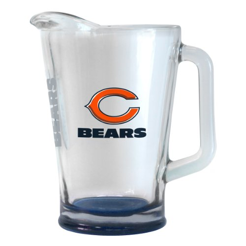 Nfl 60 Ounce Pitcher - 3